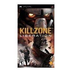 Jogo Killzone Liberation Versão Favoritos Novo Psp Portatil