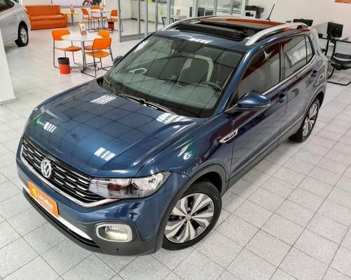 Imagem 1 de 15 de Volkswagen T-cross 1.4 250 Tsi Total Flex Highline