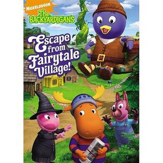 Los Backyardigans: Escape From Fairytale Pueblo Dvd