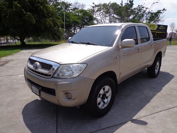 Toyota Hilux Vvt-i Automatico