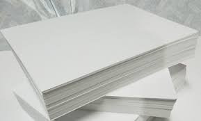 Papel Adesivo Fosco Ou Brilho A4 180g Colacril C/500 Folhas