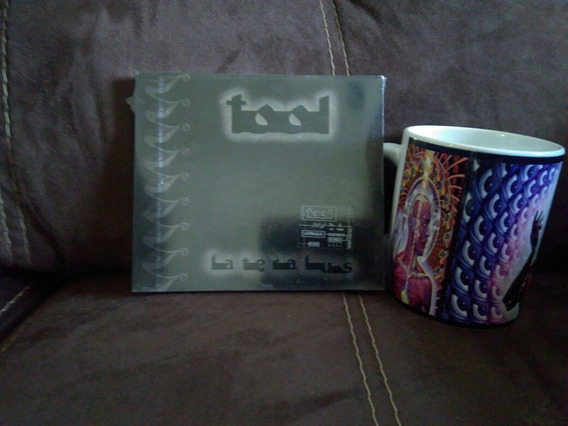 Tool Lateralus Cd Nuevo + Mug Taza