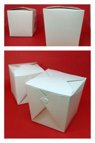 Caixa Box Comida Chinesa Oriental 500 Unidades