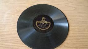Disco 78 Rpm - J.b. De Carvalho- Odeon11854