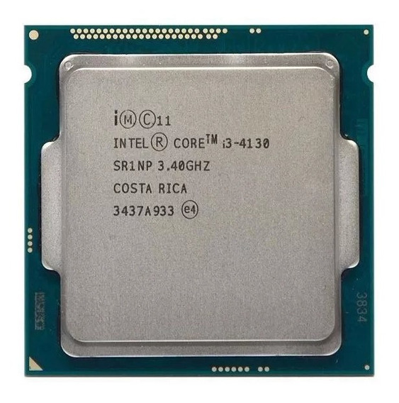 Kit I3 4130 + Placa Mae + Memoria Ddr3 8gb