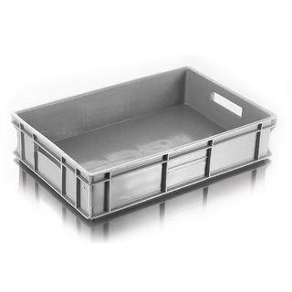 Caja Fondo Y Pared Cerrada 60x40x13cm Estra 4-1000859 -gris