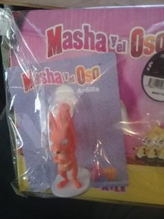 Masha Y El Oso Numero 12 La Ardilla