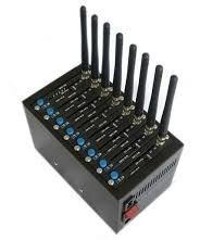 Gateway Gsm Chipeira Gsm - 8 Portas - Frete Grátis + Brinde