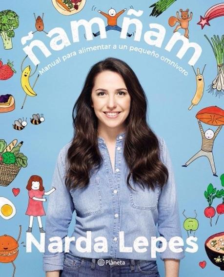 Ñam Ñam - Narda Lepes - Libro