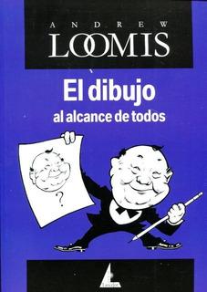 Pack 3 Libros - Dibujo De Loomis A Elección Con Descuento