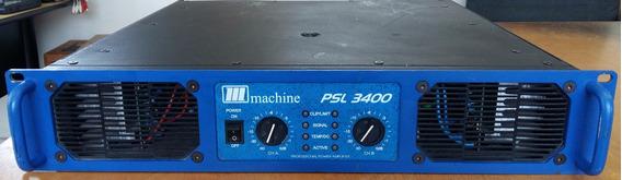 Amplificador Machine Psl3400