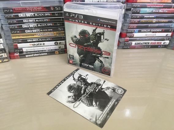 Crysis 3 Ps3 Original - Semi Novo - Dvd