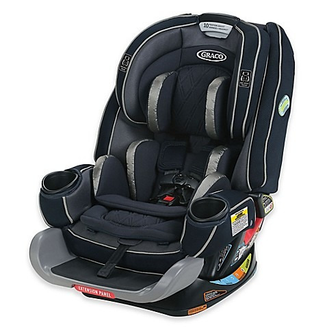 Graco 4ever Extend2fit Platinum 4-in-1 Car Seat Ottlie