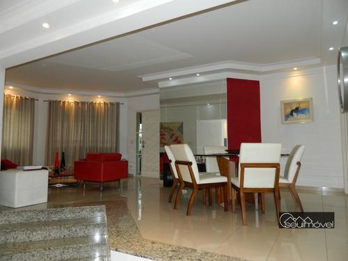 Casa Com 4 Dormitórios À Venda, 333 M² Por R$ 1.350.000,00 - Condomínio Village Castelo - Itu/sp - Ca1279