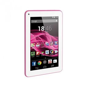 Tablet Multilaser Nb186 M7s 7 Quad Core 1,2ghz 4.4 Rosa
