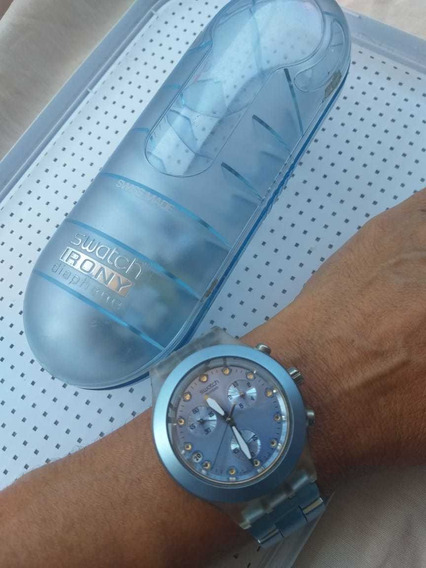 Relógio Swatch Irony Azul (original)