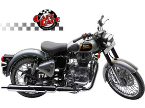 Moto Royal Enfield Classic 500cc | Retro Vingate Moto