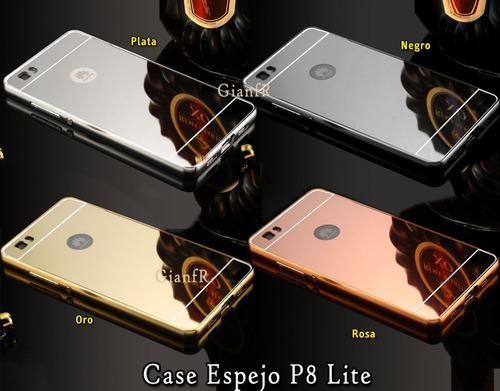 Case Bumper Espejo Huawei P8 P8 Lite Y3 Ii