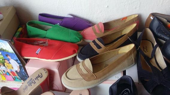 Lote De Zapatos No 5 Remate Oferta Liquidación