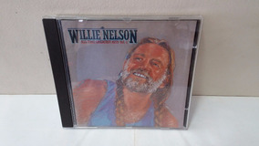 Cd Willie Nelson All Time Greatest Hits Vol.1 Import.1ja 113