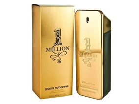 Paco Rabanne One Million Edt Masculino 200ml