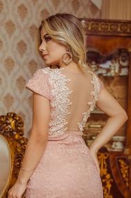 Vestido Feminino De Festa Preto Casamento Formatura Madrinha