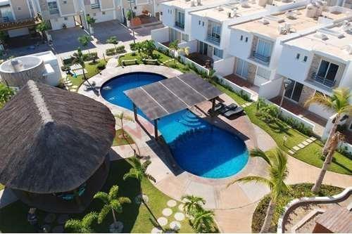 Residencial Almar Casa De 3 Recamaras Y Estudio En Planta Baja