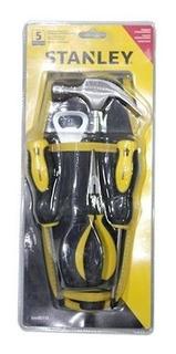 Set Destornillador Alicate Martillo Stanley Stht80714 Pinzas