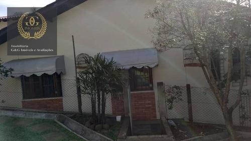 Casa Com 3 Dormitórios À Venda, 250 M² Por R$ 590.000,00 - Tarumã - Viamão/rs - Ca0186