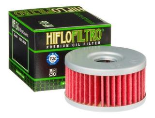 Filtro Aceite Hiflofilter Suzuki Dr 250 Dr 350 Solomototeam