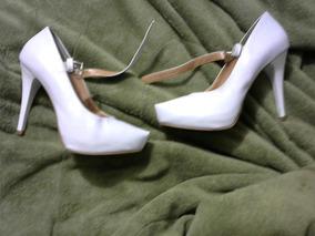 18e6526ceb Sapato Branco Boneca Noiva Festa - Ler Descrição