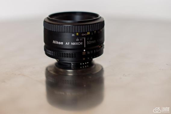 Lente Nikon 50mm F/1.8 Original Nikkor