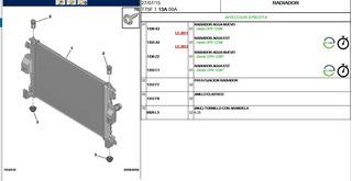 Radiador De Agua Peugeot Rcz 1.6 Thp 16v 200hp Original