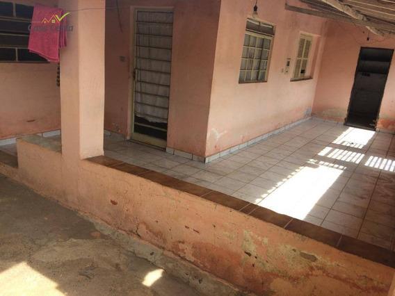 Casa À Venda, 80 M² Por R$ 310.000,00 - Vila São Carlos - Mogi Guaçu/sp - Ca1173