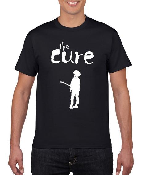 Playera Hombre The Cure Mod-1-2xl