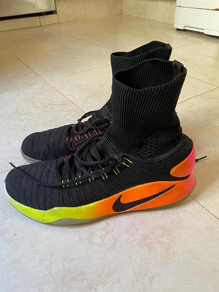 Zapatillas Nike Hombre Negras 2016 - Zapatillas en Mercado ...