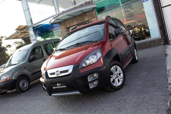Fiat Idea Adventure 1.6 16v Nafta 2013 Roja