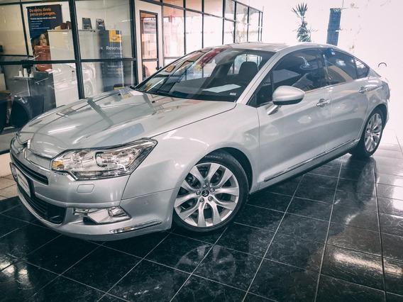Citroën C5 2.0 Mpfi Exclusive 16v Gasolina 4p Automático