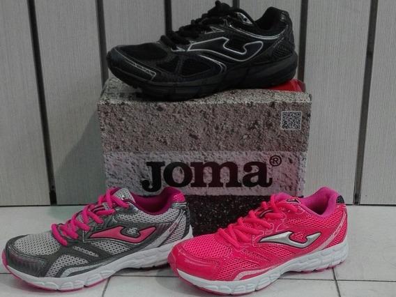 Zapatillas Joma Running. Confort Y Calidad.