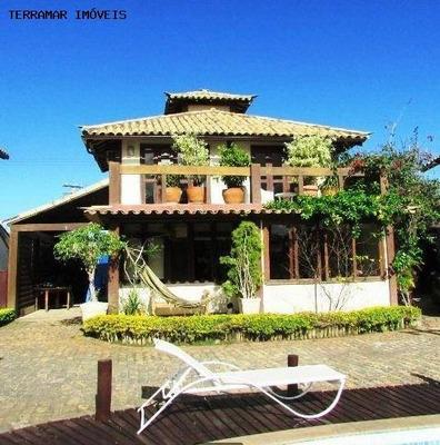 Casa Em Condomínio Para Venda Em Armação Dos Búzios, Baía Formosa, 3 Dormitórios, 3 Suítes, 4 Banheiros, 2 Vagas - Cc 180