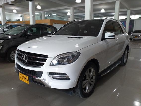 Mercedes-benz Clase Ml 350 4 Matic