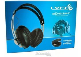 Fone De Ouvido Lyco Lc Perfectum P | Com Case | Nfe