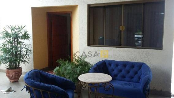 Casa Residencial À Venda, Morada Do Sol, Americana. - Ca0075