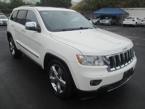Jeep Grand Cherokee Overland 4x4 Aut