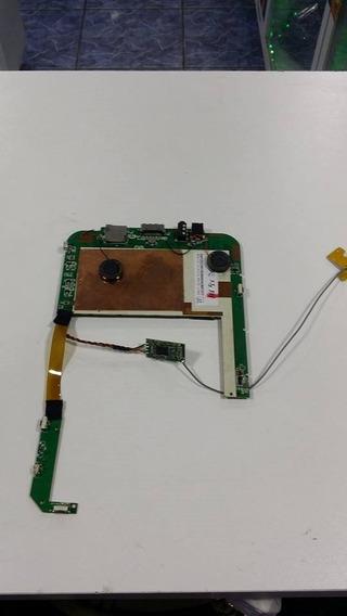Placa Mãe Tablet Dl A7 Com Defeito Nao Da Imagem