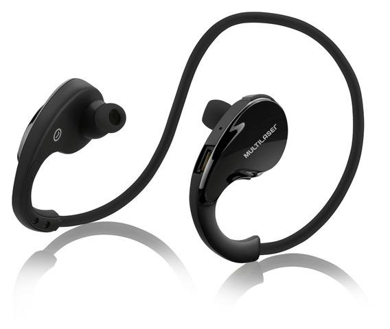 Fone Bluetooth Headphone Sem Fio Corrida Academia Ft. Grátis