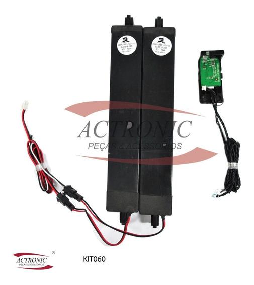 Kit Alto Falante + Sensor De Comando Philco Ph58e51dsgw Led