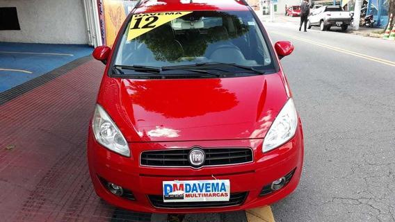 Fiat Idea Attractive 1.4 8v (flex) 2012