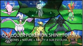 20 Pokemon Sun E Moon, Usum, Xy E Oras