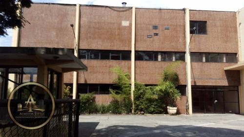 Galpão Comercial Para Locação, Jardim Alvorada, Jandira. - Ga0012